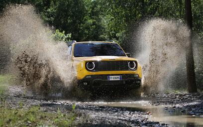 Jeep Renegade: W błoto na trzech cylindrach
