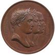 Medal wybity z okazji zawarcia pokoju w Tylży