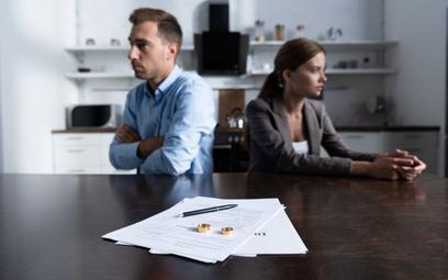 Domagalski: Rozwód szybko, podział majątku dłużej